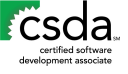 Certified Software Development Associate (CSDA)