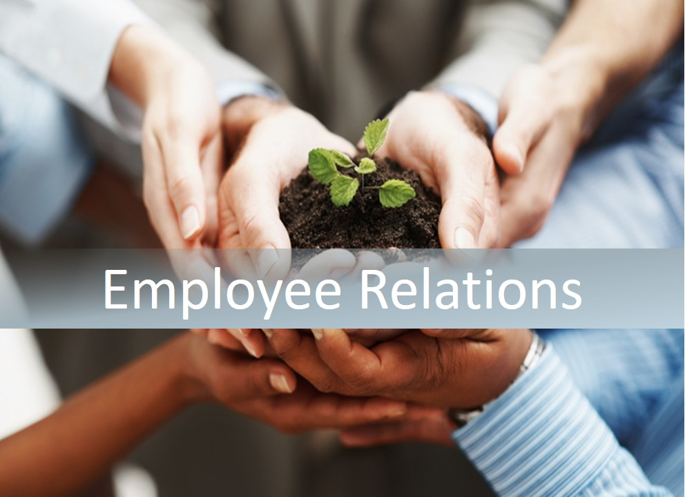 employer and employee relation