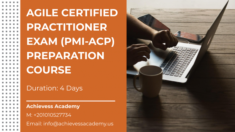 Agile Certified Practitioner- Exam Preparation Course