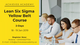 Lean Six Sigma Yellow Belt - LSSYB