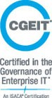 Certified in the Governance of Enterprise IT (CGEIT)