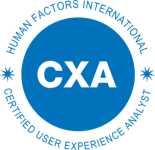Certified User Experience Analyst (CXA)