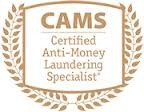 Certified Anti Money Laundering Specialist (CAMS)®