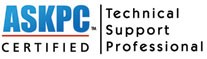 ASKPC Certified Technical Support Professional (ACTSP)