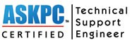 ASKPC Certified Technical Support Engineer (ACTSE)